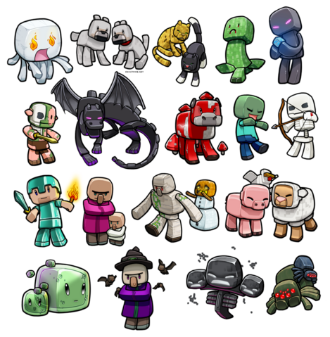 File:Minecraft Chibies 3.png