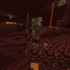 A Zombie Pigman