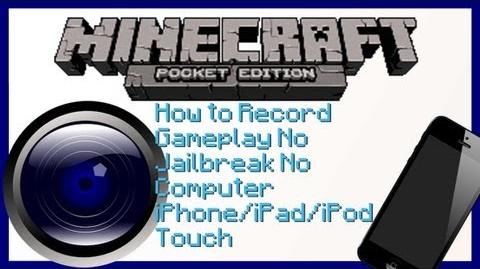 how to connect ipad to computer minecraft