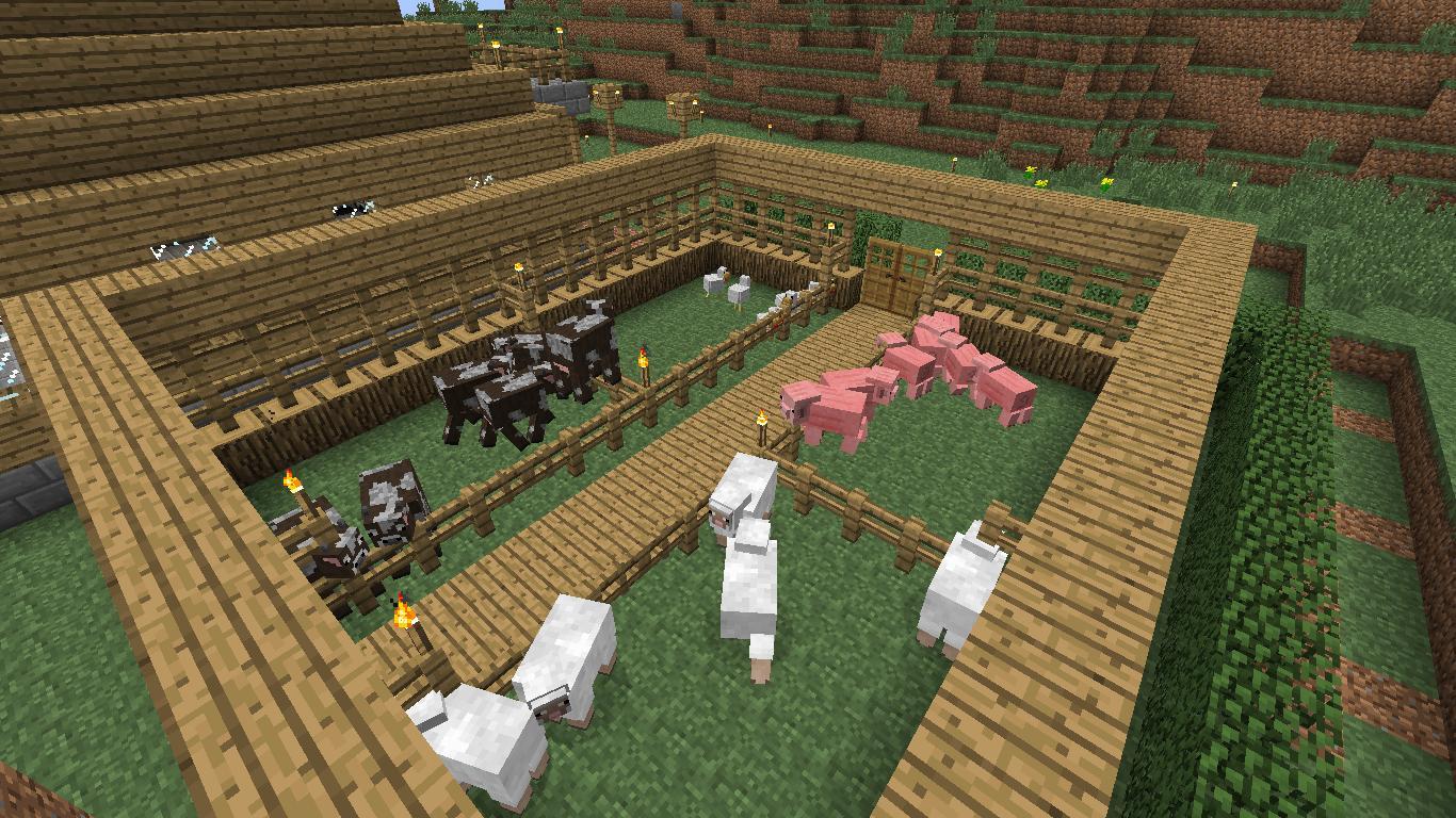 Animal Farming Minecraft Pocket Edition Wiki Fandom