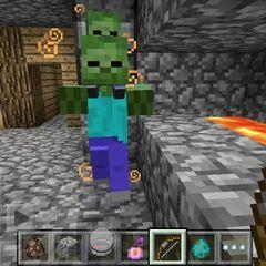 Zombie Jockey