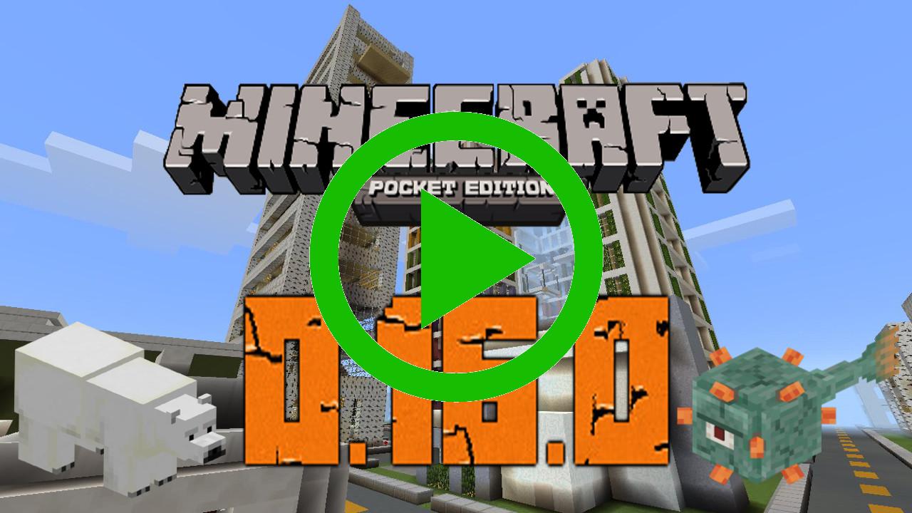 Скачать Майнкрафт 0.16.0 на Андроид   Minecraft PE