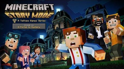 Minecraft Story Mode Episode 6 - 'A Portal to Mystery' Launch Trailer