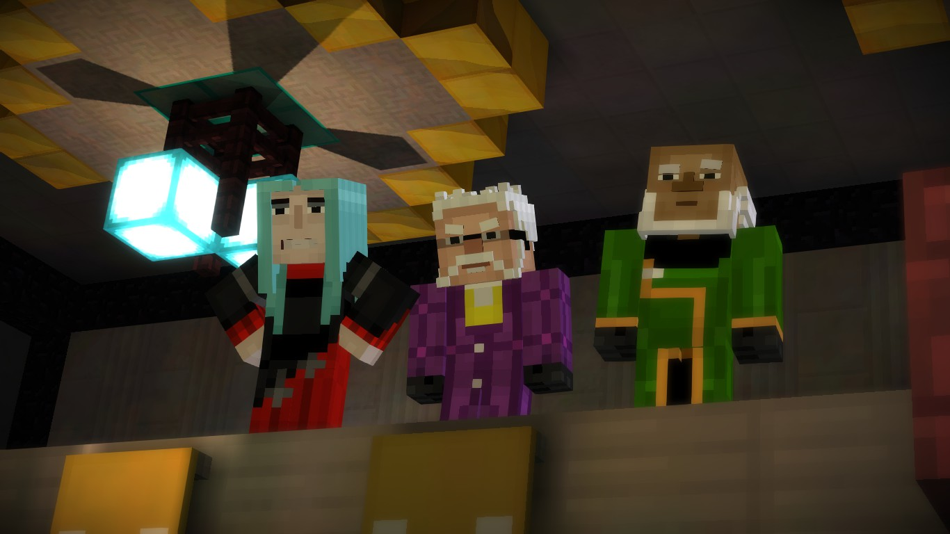 The Old Builders Minecraft Story Mode Wiki Fandom