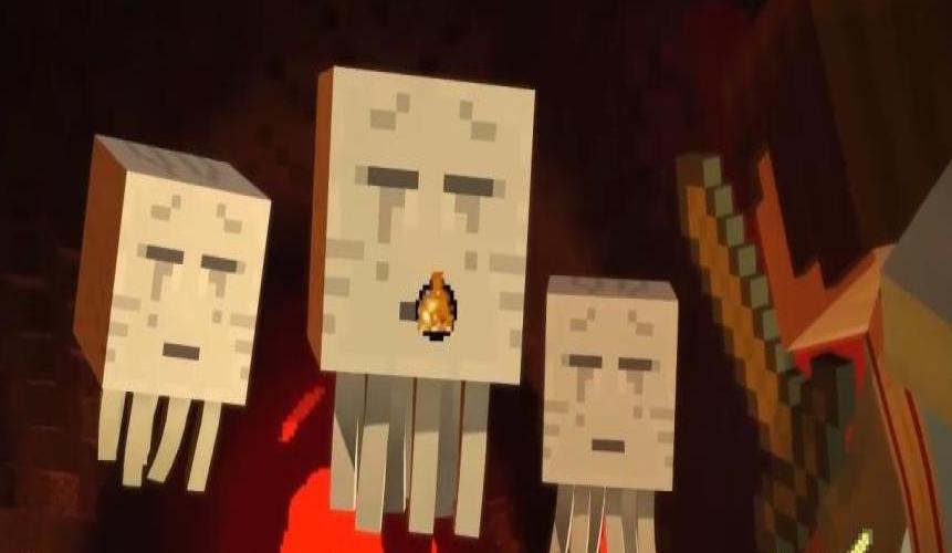 Ghast Minecraft Story Mode Wiki Fandom Powered By Wikia