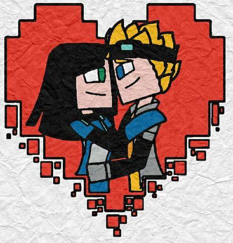 File:Minecraft story mode jesse x lukas colorfy by moral90-d9veuzo.jpg
