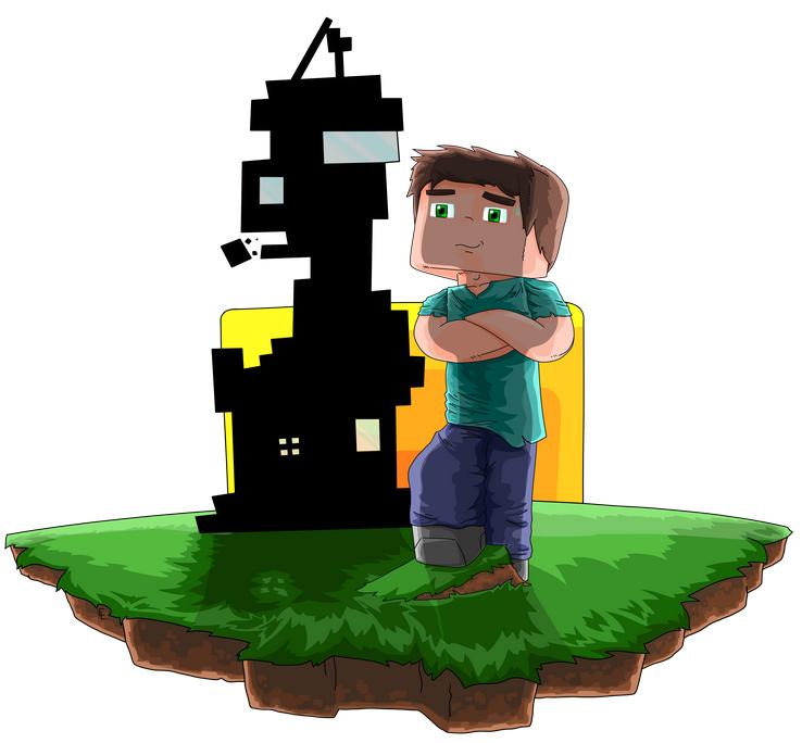 Minecraft Pig Master Builders