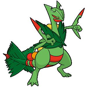 Sceptile TheOneandOnlyMisdreavous525 39 s Total Pokemon