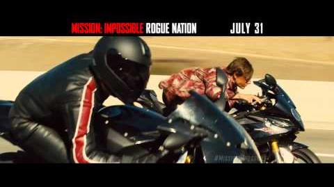 Mission Impossible Rogue Nation - Faster