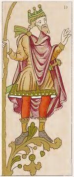 Psalterium Aureum, p.160, trachtenkunstwer01hefn Taf.011d