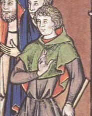 Gugel Maciejowski-Bibel Folio 32