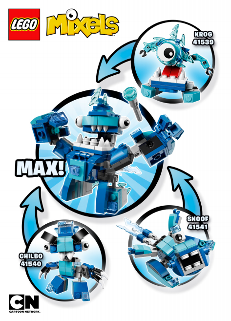 Frosticons Max 2015
