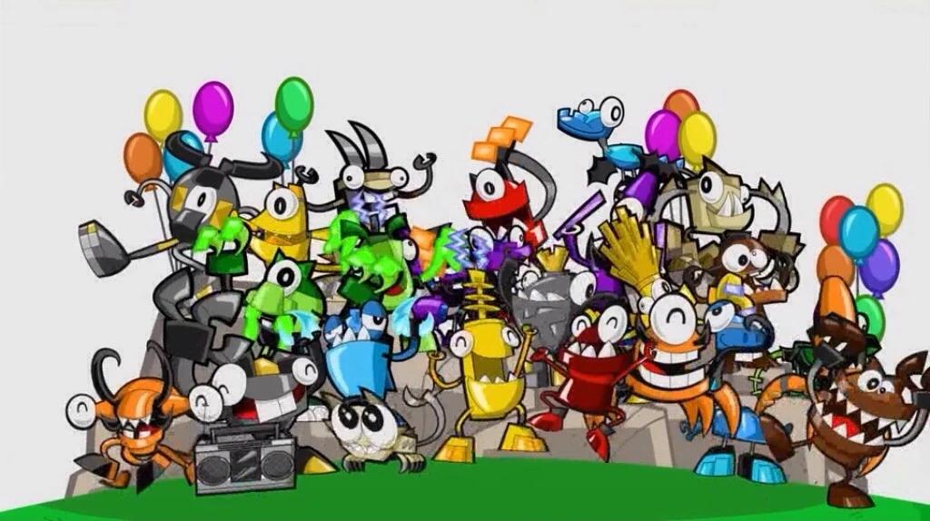 LEGO.com Mixels Explore - Characters - Infernites - Vulk