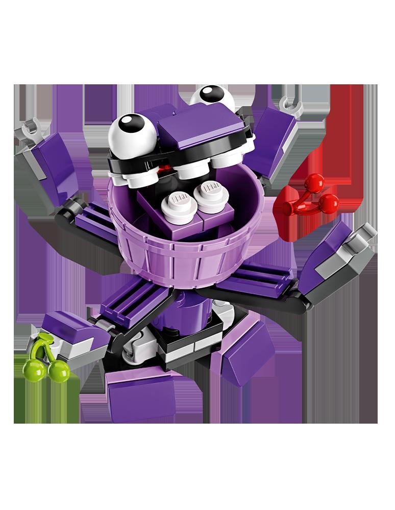LEGO.com Mixels Explore - Murp - Berp Vaka-Waka Murp