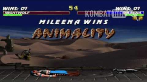 MK III Mileena Animality