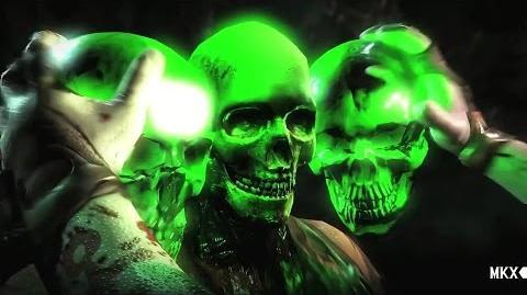 Mortal Kombat X - Quan Chi Trailer-0