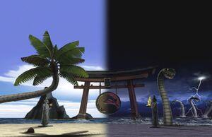 Yin Yang Island