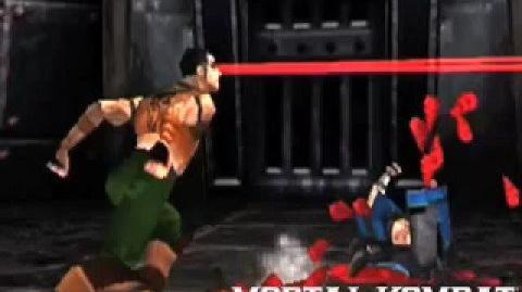 Mortal Kombat 4 Jarek's Fatality2