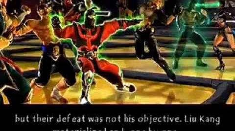 Mortal Kombat- Deception - Ermac's Ending