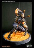 Scorpion SC collectible