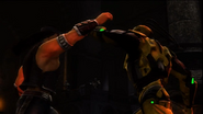 Nightwolf VS Cyrax