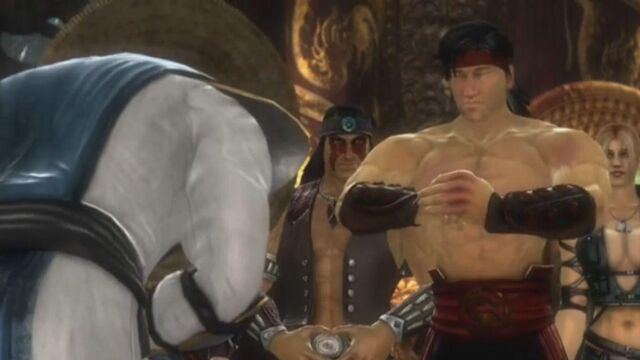 File:Liu Kang and Raiden 2.jpg