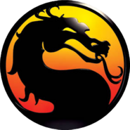 Mortal Kombat= Dimension X Logo