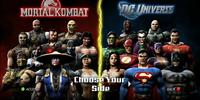 Mortal Kombat vs. DC Universe's Story Mode
