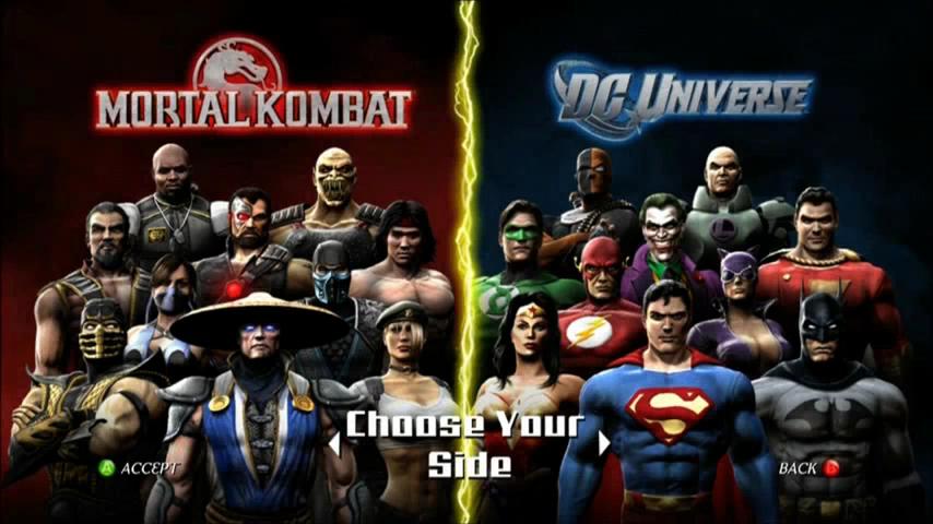 Mortal Kombat Vs Dc Universe Pc Game Free Download