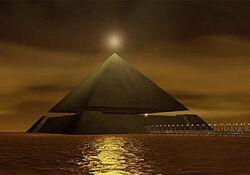 Pyramid of Shinnok
