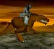 Keeper dinosaur
