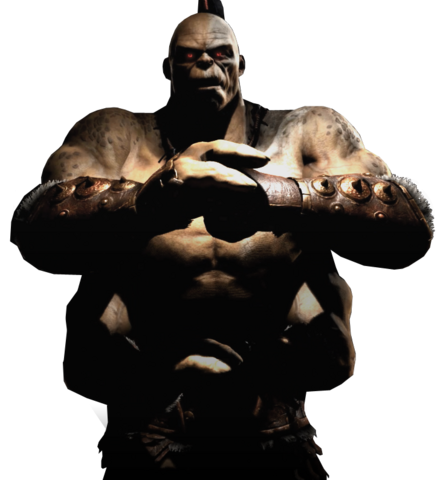 File:Goro MKX Render UPDATE1.png
