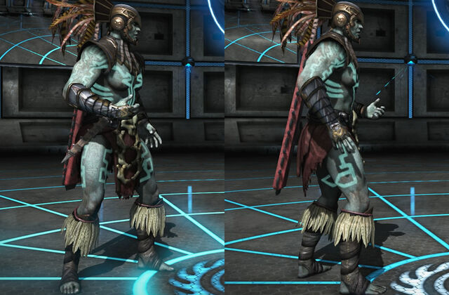 File:MKX Variation Preview - War God Kotal Kahn.jpg