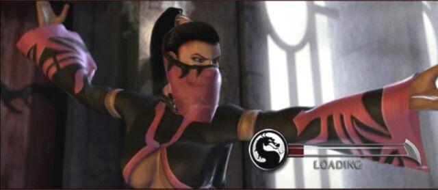 File:830px-Mortal Kombat Deception Loading Screen Image Mileena 1.jpg