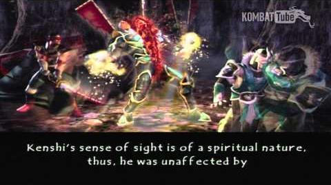 MK-D Ending- KENSHI