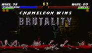 Chameleon Brutality UMK3