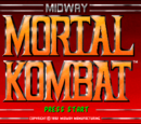 Mortal Kombat (1992 video game)