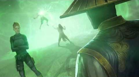 Cassie Cage Ending - Mortal Kombat X