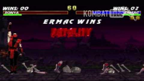 MK III Ermac