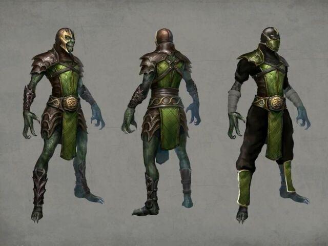 File:MKX Reptile Concept Art.jpg