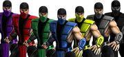 Classic Ninjas 2