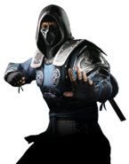 Lin Kuei Warrior