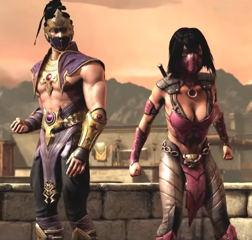 Your MK costume rankings  | NeoGAF