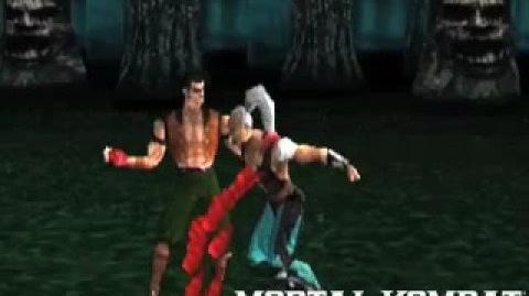 Mortal Kombat 4 Jarek's Fatality