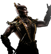 Shinnok MKX Render