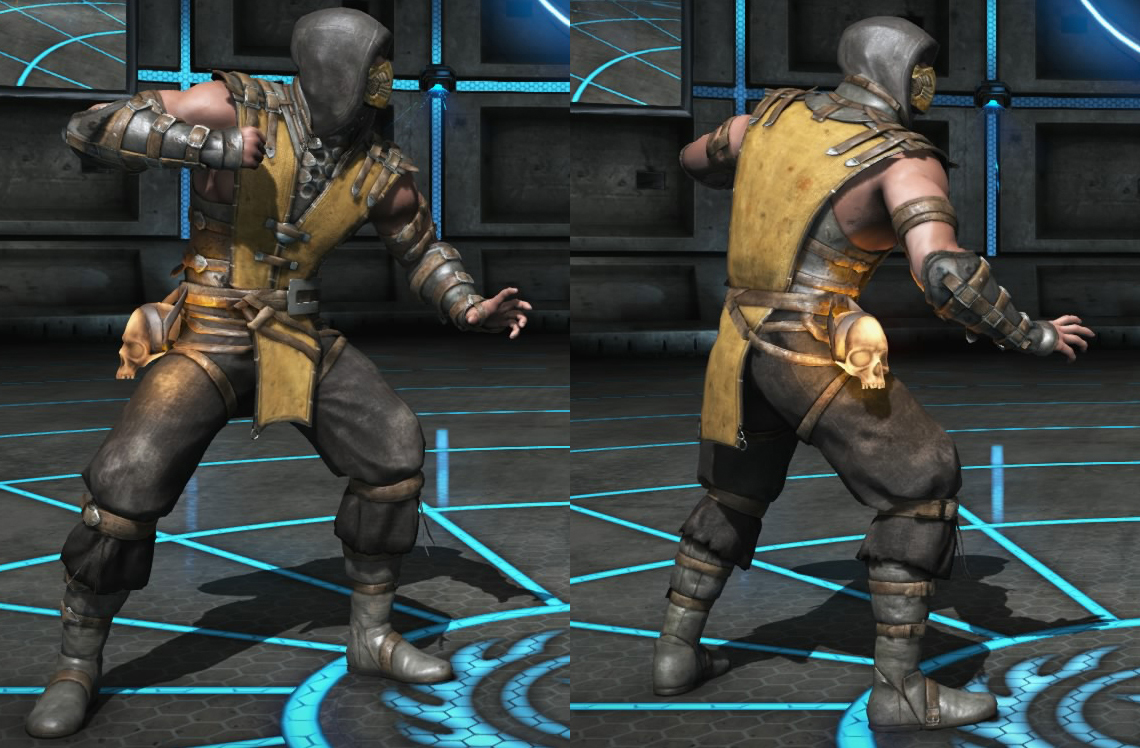 image mkx variation preview inferno scorpionjpg mortal kombat wiki fandom powered by wikia
