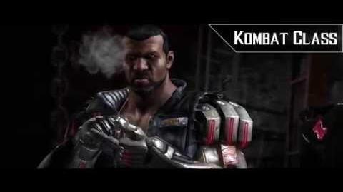 Mortal Kombat X Kombat Class - Jax