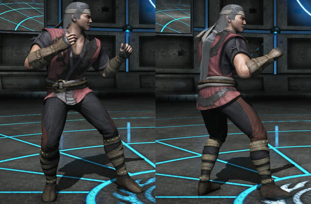 File:MKX Variation Preview - Dualist Liu Kang.jpg