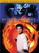 Mortal Kombat Conquest dvd cover