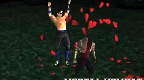Mortal Kombat 4 Johnny Cage's Fatality 2